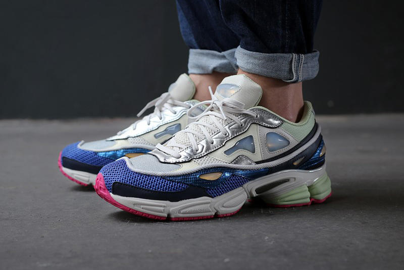 buy popular 4d405 76220 Raf Simons x adidas Ozweego 2 Chalk White/Multi | HYPEBEAST