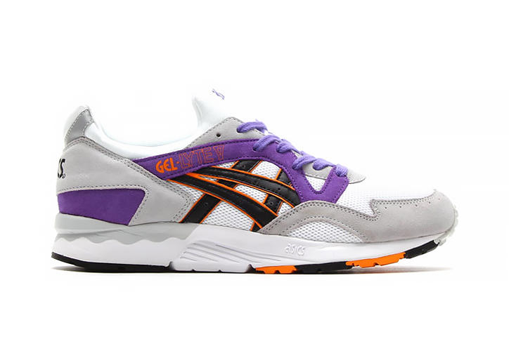 ASICS presents its latest in-line colorway of the Gel Lyte V for Fall 2014.  Pairing white mesh with 9e0ef0bac2