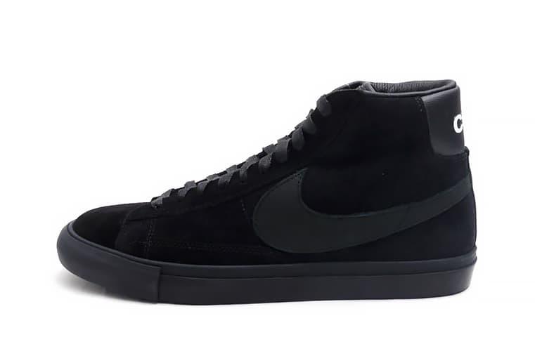 103a2ee7ea3 BLACK COMME des GARÇONS x Nike Blazer High Premium CDG SP | HYPEBEAST