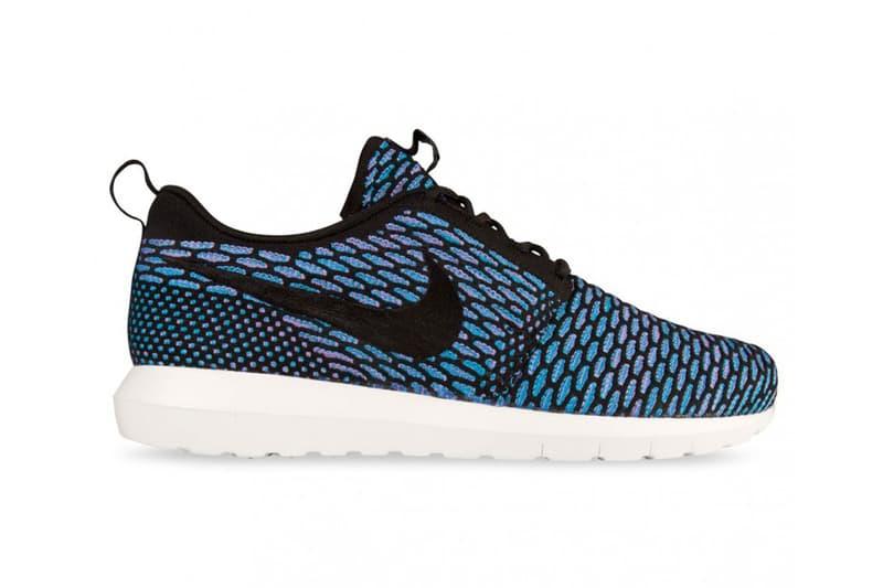pretty nice 2730f 7920d Nike Flyknit Roshe Run NM Turquoise   Black