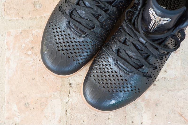 buy popular da94c 2bc4f A Closer Look at the Nike Kobe 9 Mid EXT   HYPEBEAST