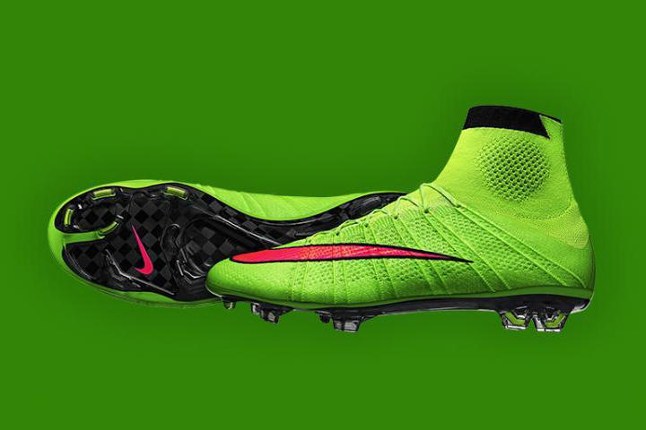d6d2f252d Newly available from Nike is a special edition of the Flyknit-constructed Mercurial  Superfly.