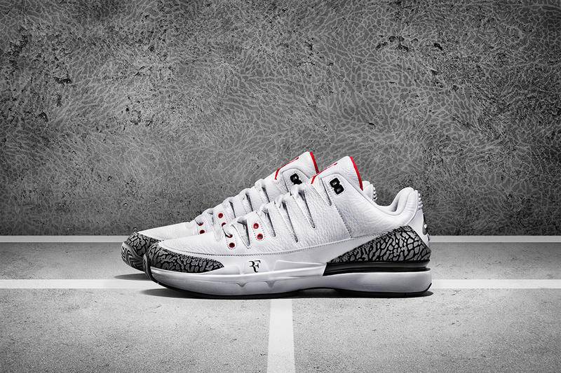 d532dc88fb16 Nike Unveils the NikeCourt Zoom Vapor AJ3 by Jordan. News circulating the  rumor mill yesterday pointed to an unexpected collaboration between Jordan