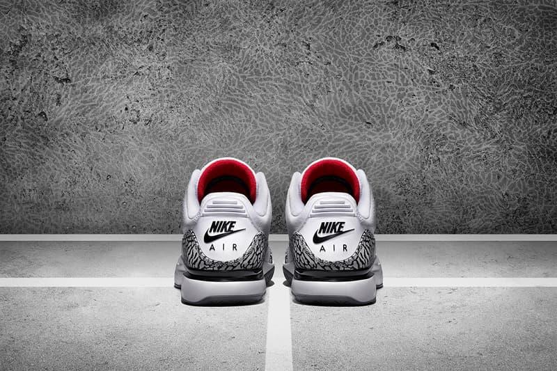 887c18c49cd9 Nike Unveils the NikeCourt Zoom Vapor AJ3 by Jordan