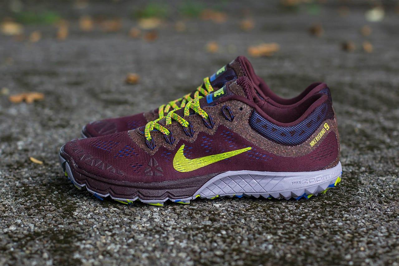 Nike Zoom Terra Kiger 2 Deep Burgundy