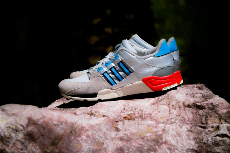 low priced 51bb4 7d34f 2014 marks the 30th anniversary of the iconic adidas Micropacer runner in  addition to Packer Shoes