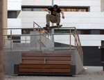 """Thrasher & DC Shoes Present Wes Kremer's """"Crusty By Nature"""" Part"""