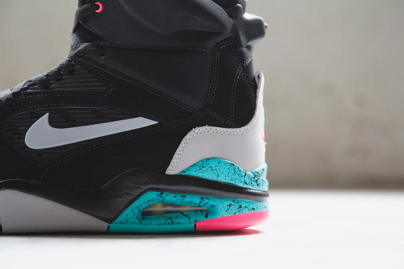 409786701ef A Closer Look at the Nike Air Command Force Black Wolf Grey-Hyper ...