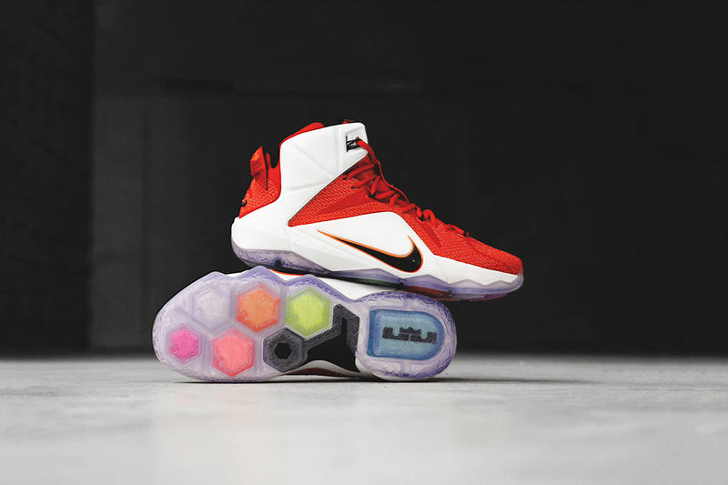 official photos 08d5f 57ff0 A Closer Look at the Nike LeBron 12