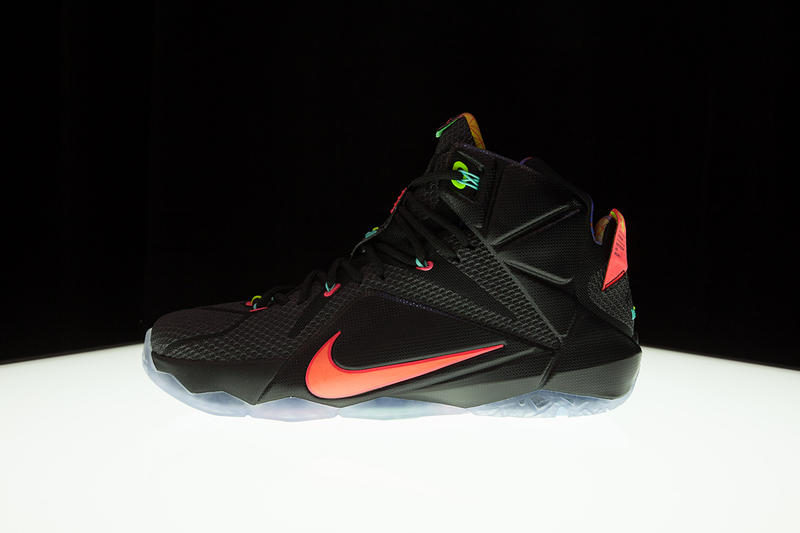 outlet store sale f7371 ef115 A Closer Look at the Nike LeBron 12 Colorways