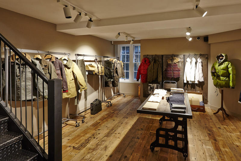 664f3ace7944 A Look Inside Nigel Cabourn s