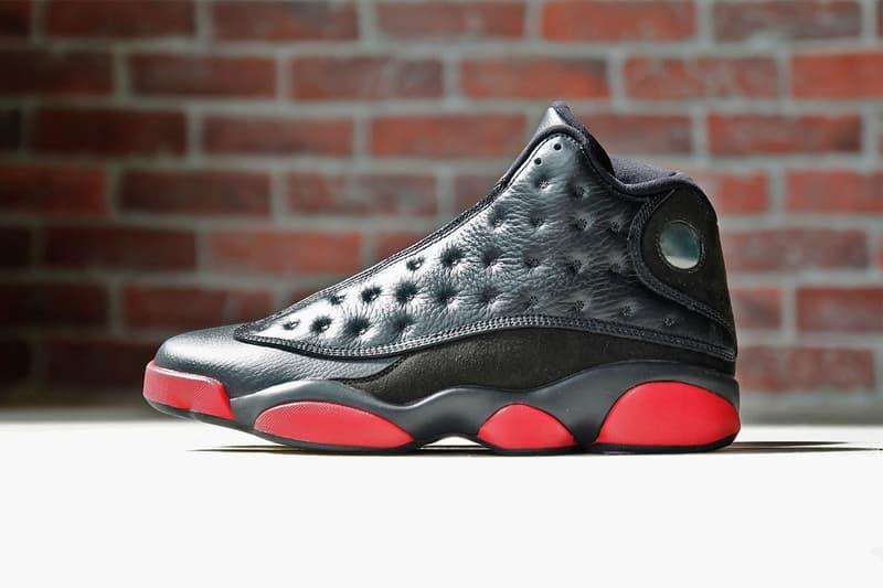 93aa67e90e7 Air Jordan 13 Retro Black Red