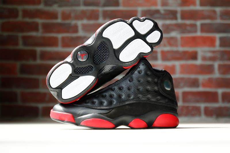 official photos 3be42 af139 Air Jordan 13 Retro Black/Red | HYPEBEAST