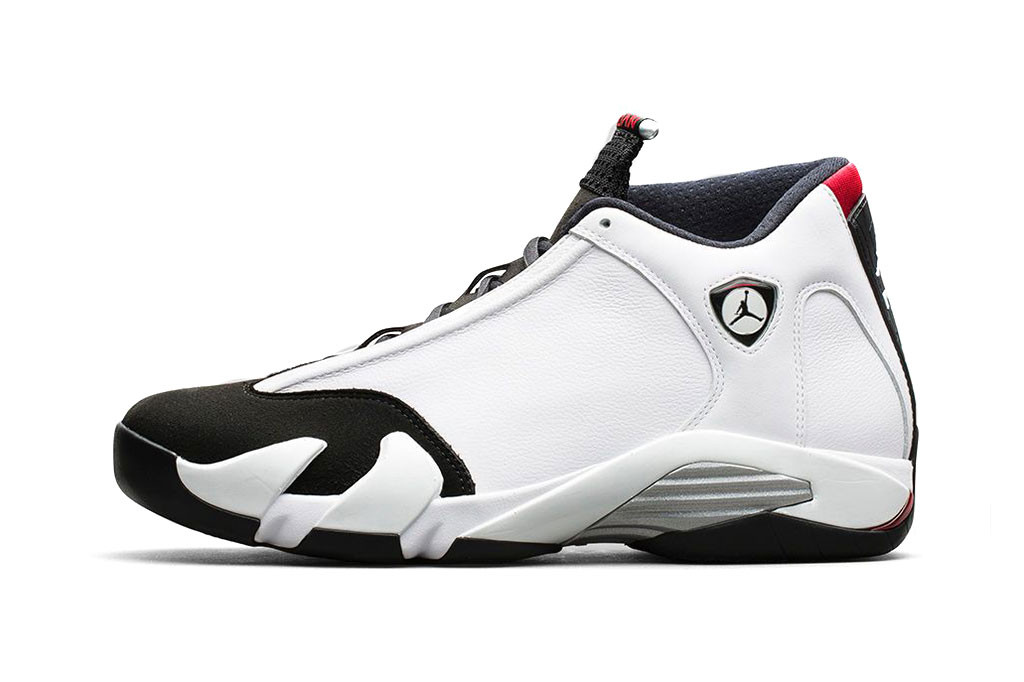 Air Jordan 14 Retro White/Black | HYPEBEAST