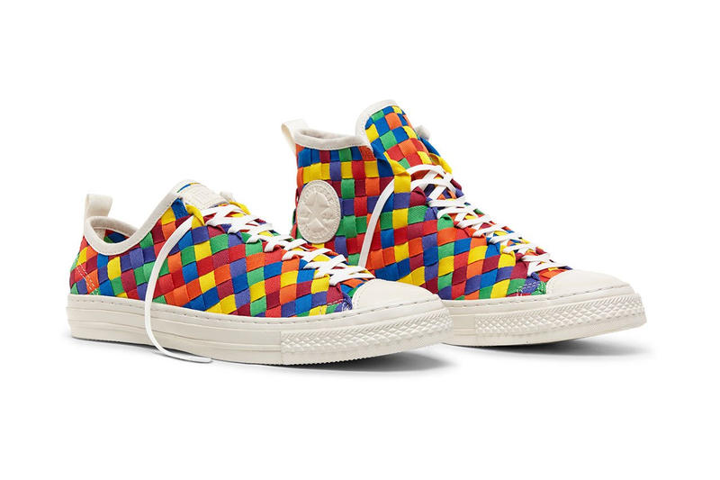 431094c70fdf Converse 2014 Chuck Taylor All Star Color Weave Collection