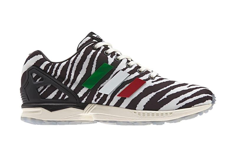 5353e0ef4b957 Italia Independent x adidas Originals 2014 Fall Winter ZX Flux ...