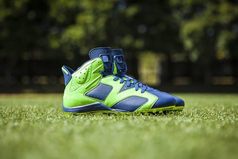 cb6b4e3f7 Jordan Brand Football Athletes to Wear Air Jordan VI Cleats to Start ...