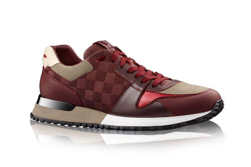 fd02b335c3b0f Louis Vuitton Run Away Sneaker