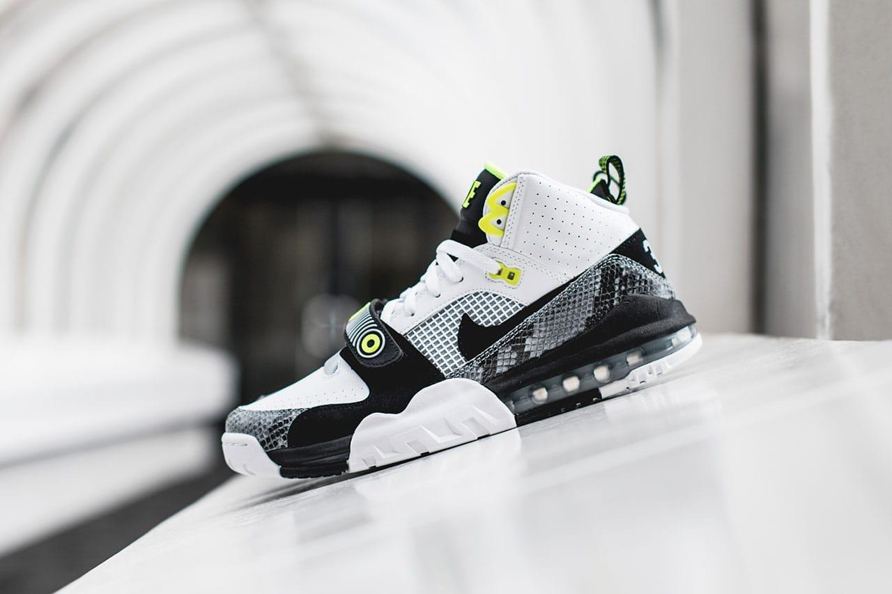 Nike Air Max Bo Jackson White   HYPEBEAST