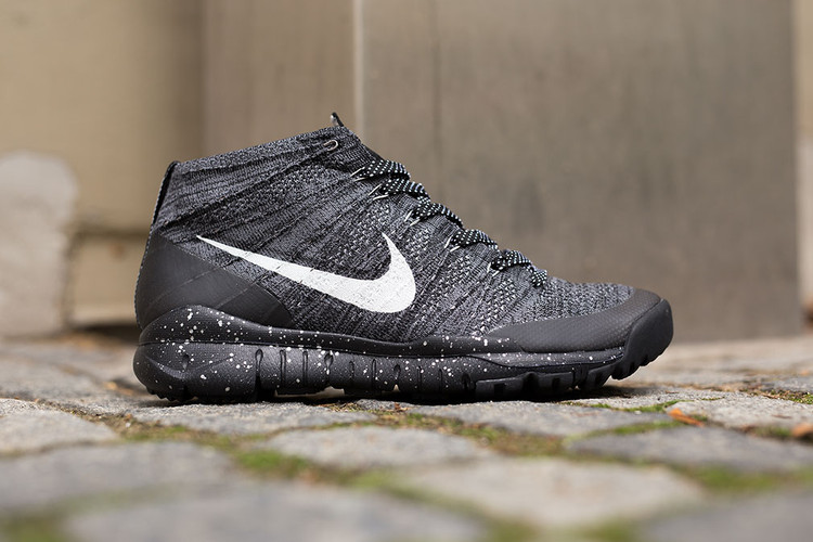 "226f6863ca90 Nike Flyknit Chukka Trainer FSB ""Light Charcoal"""