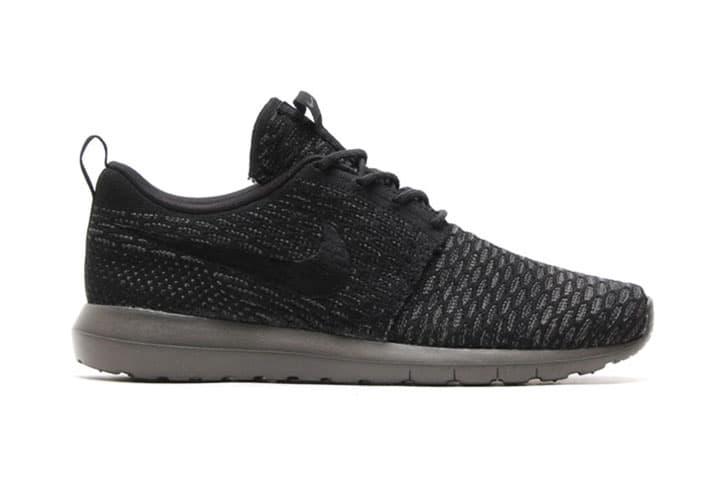 "sports shoes f0279 cc5b6 Nike Flyknit Roshe Run ""Midnight Fog"". Following the silhouette s debut  drop just a few short weeks ago, Nike Sportswear s"