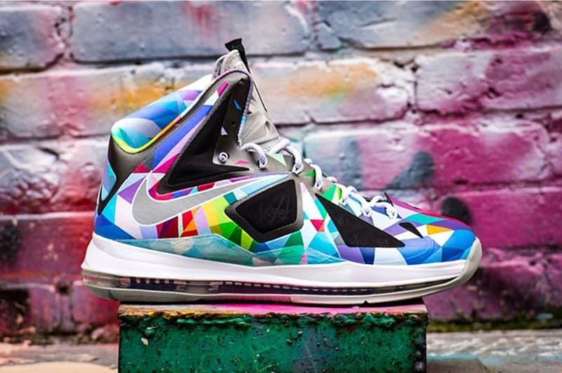 8964d264c749 Nike LeBron X