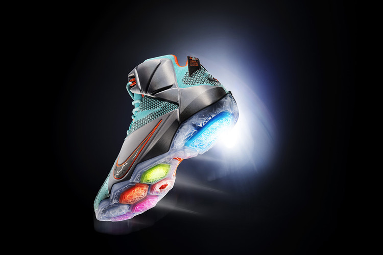 8ae3c2605d23 Nike Unveils the New LeBron 12