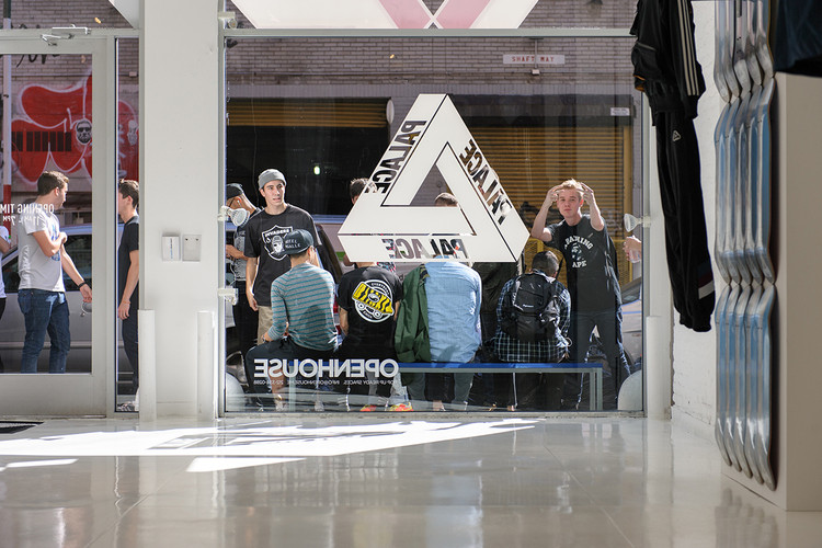 612d58ed1 Here s a Recap of the Palace Skateboards x adidas Originals Pop-Up Launch  This Past