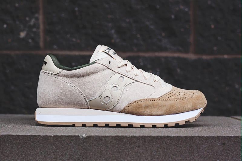 """best sneakers 70b7e ab474 Saucony 2014 Fall Jazz Original Lux. Fresh from premiere sneaker boutique  COMMONN, comes the Saucony Jazz """"Luxury"""" pack. Resting atop"""