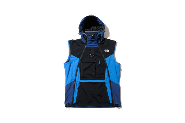 6ac9a1cf0 The North Face Steep Tech Transformer Jacket Features Both Backpack ...
