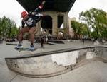 Zoo York Celebrates Harold Hunter Day VIII at LES Skatepark in Manhattan