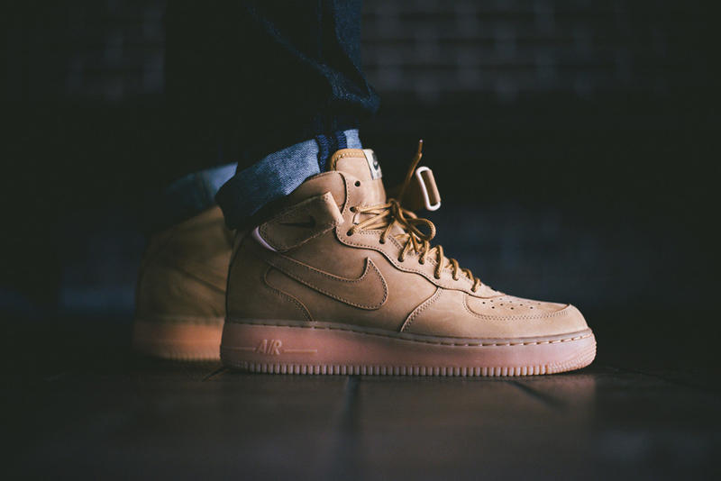save off 71e1f 77942 A Closer Look at the Nike Air Force 1 Mid
