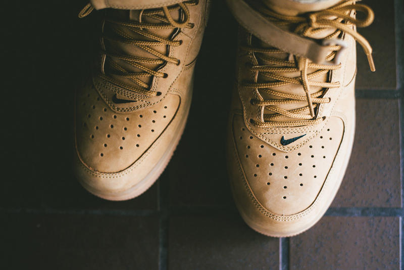 save off 4e1b1 270ef A Closer Look at the Nike Air Force 1 Mid