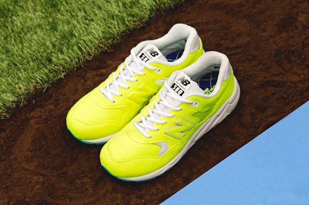 "quality design f5031 8b089 A First Look at the mita sneakers x New Balance MRT580 ""The ..."