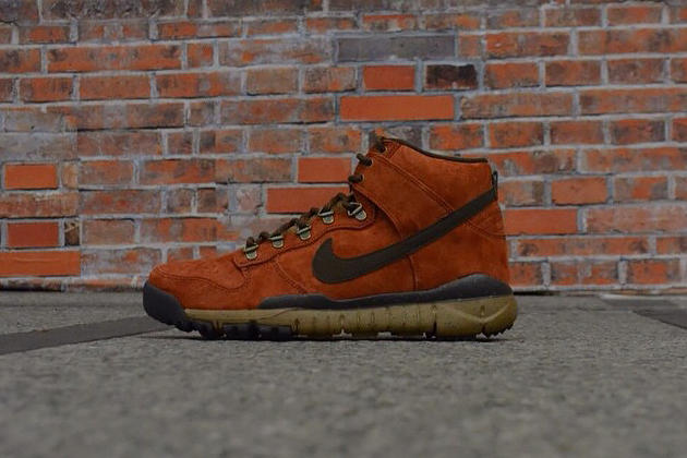 outlet store 4f9a5 5d951 A First Look at the Poler x Nike SB Dunk High OMS | HYPEBEAST