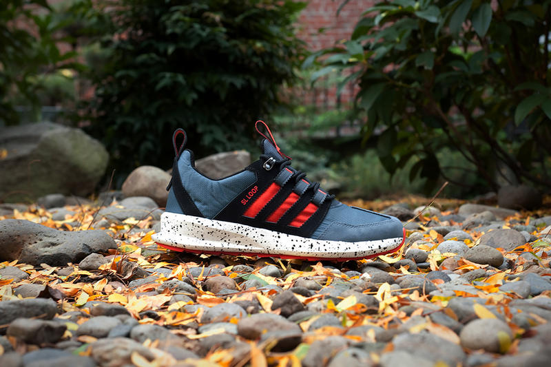pretty nice de934 34456 adidas Originals has unveiled the latest edition of its SL Loop Runner  silhouette. The shoe has