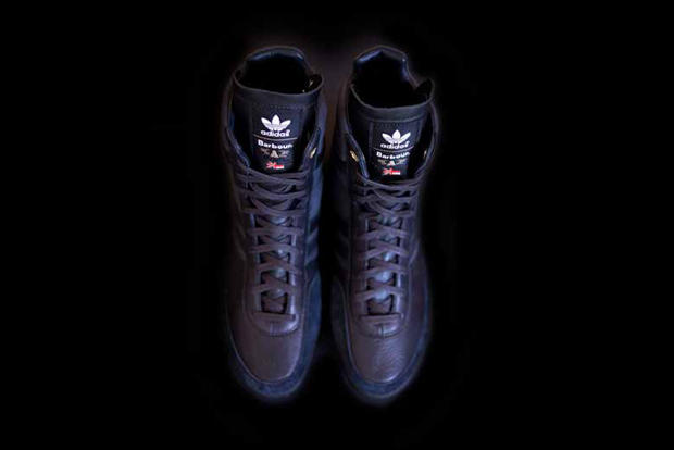 detailed look 9a65d 84f82 adidas Originals x Barbour 2014 Fall/Winter Collection ...