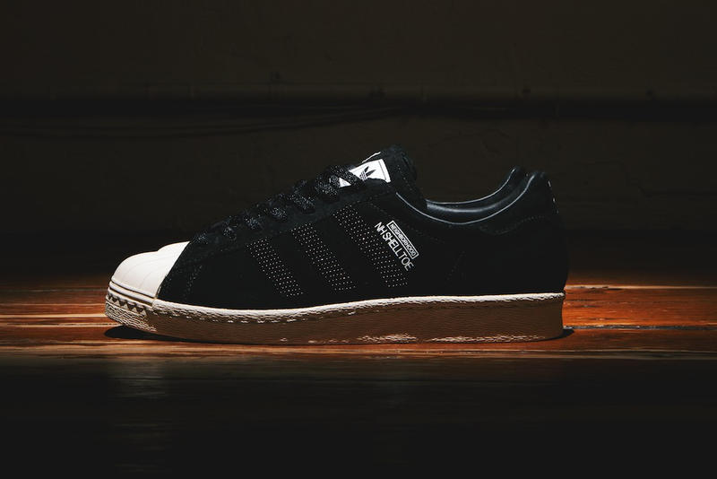 low priced 848ae 39e0e adidas Originals x NEIGHBORHOOD 2014 FallWinter Shelltoe