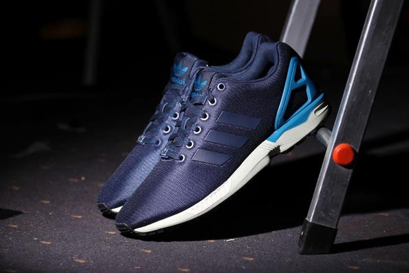 23d8c27683b90 adidas Originals ZX Flux Dark Blue Hero Blue