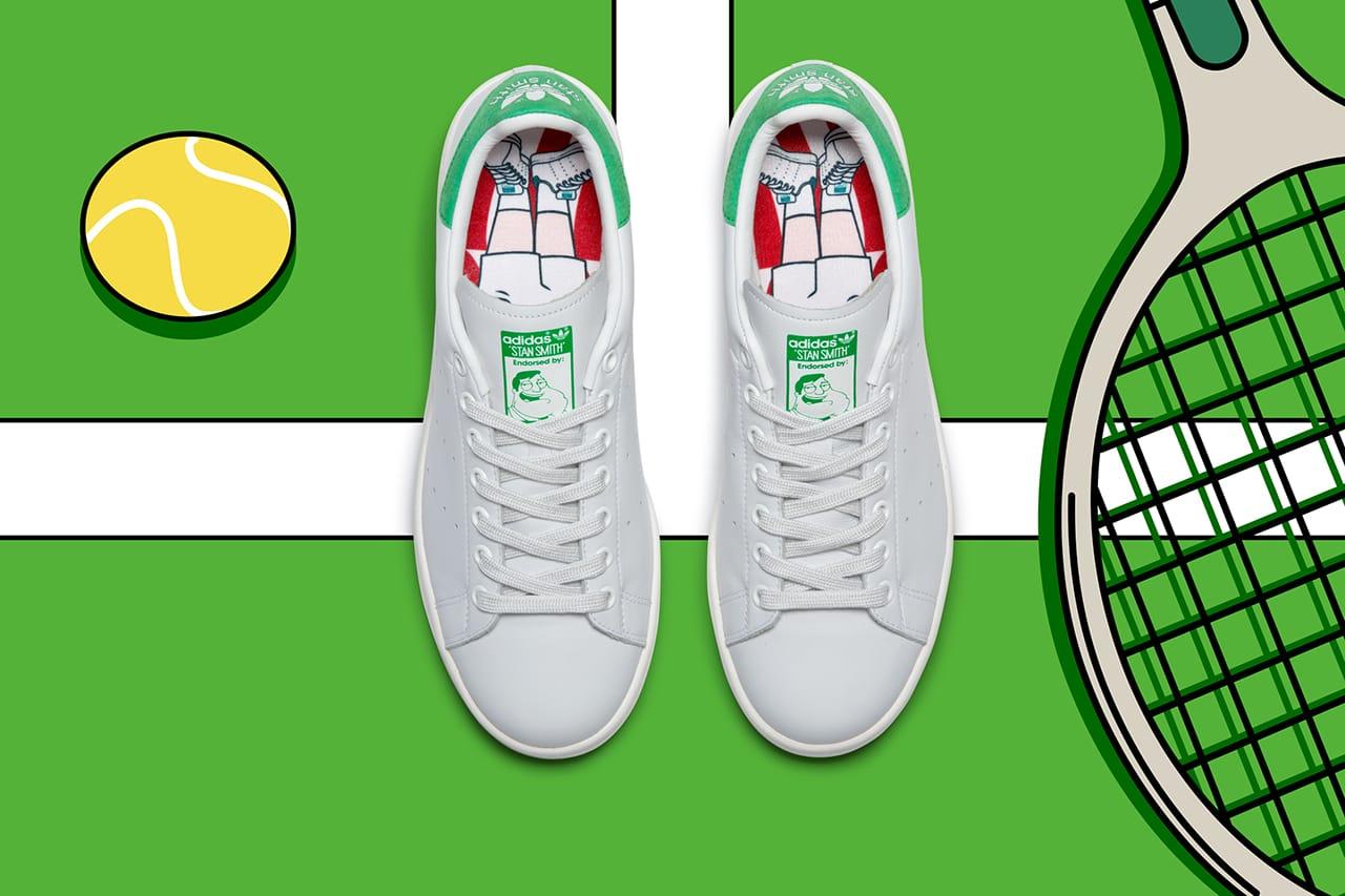 American Dad! x adidas Originals Stan