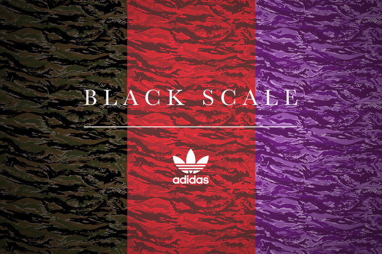 1fcfe3ead Black Scale x adidas Originals 2014 Fall Winter Teaser