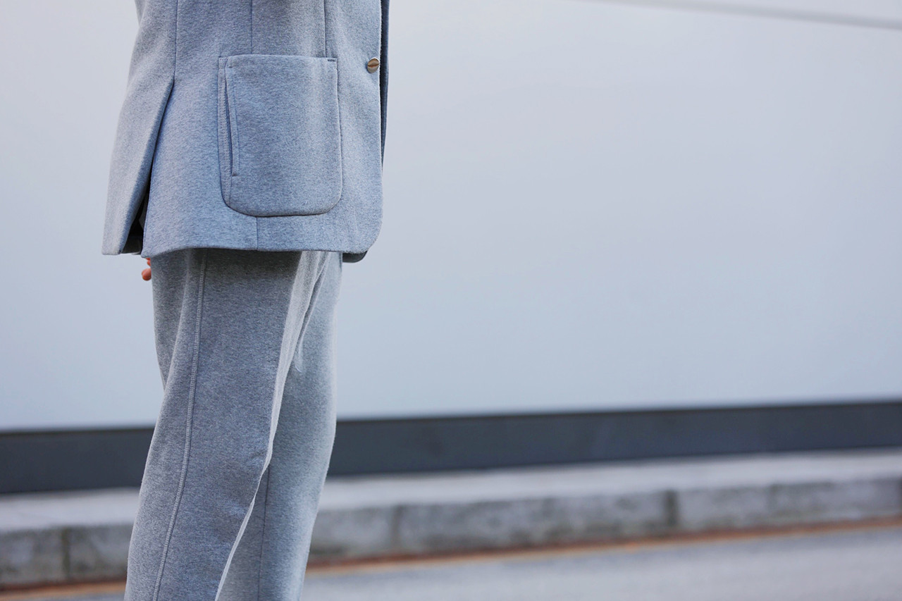 Clothsurgeon Reconstructs Nike Fleece