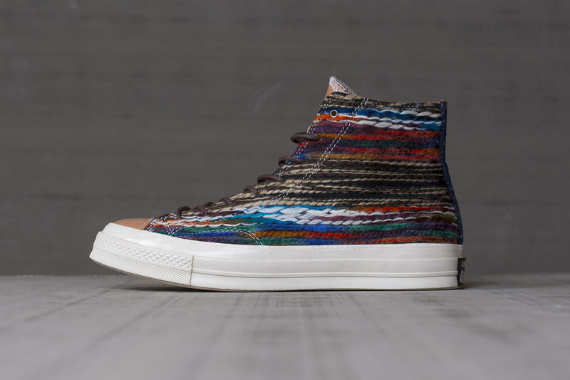 1260f3a3f100 Converse creates a premium version of the Chuck Taylor All Star 1970s. In  the same classic