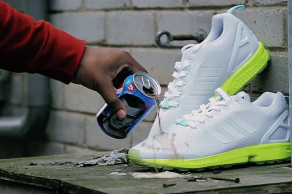 Fight Sneaker Stains with Crep Protect