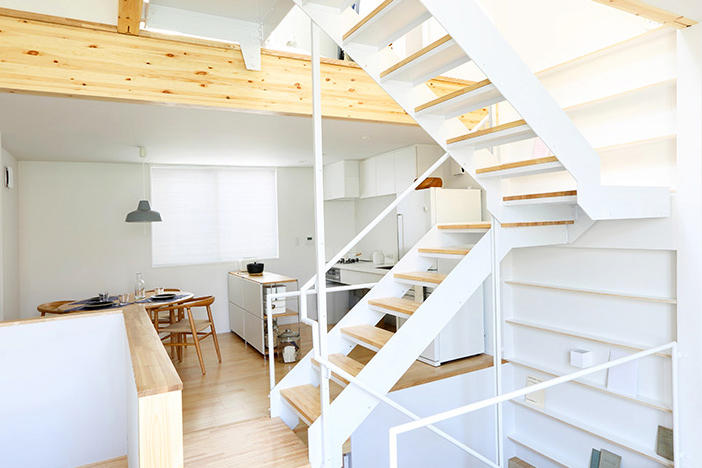 MUJI Designs Vertical House In Tokyo That Accommodates City Living