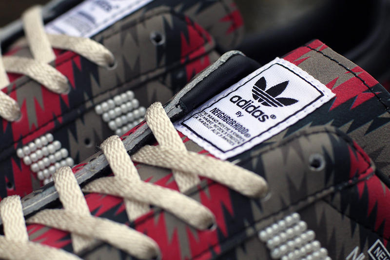 online store d9cf9 044f3 Following the unveiling of a black colorway a couple of days ago, adidas  Originals and NEIGHBORHOOD
