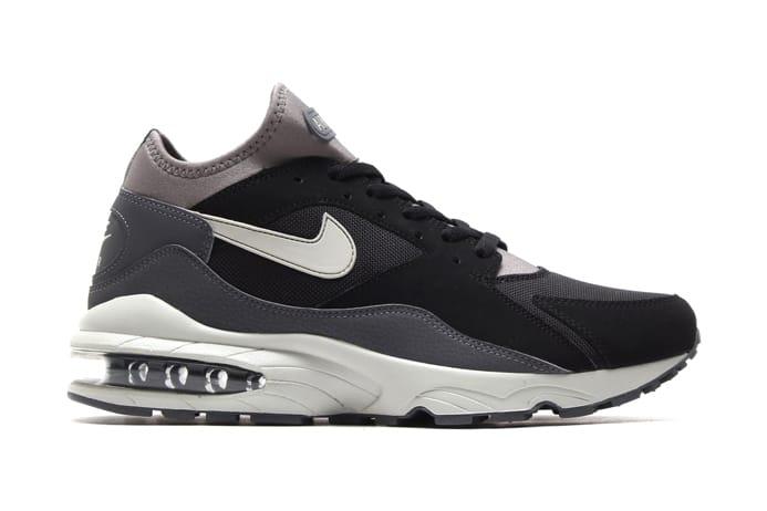 Nike Air Max 93 Black/Granite-Medium
