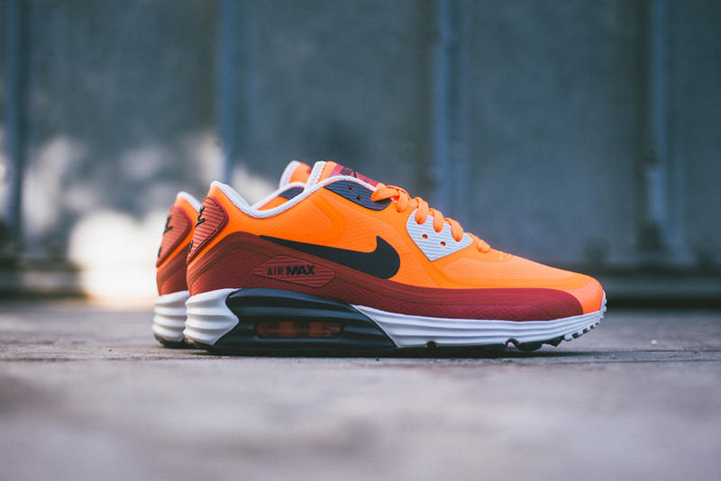 656948b95abf Nike Air Max Lunar90 Water Resistant Collection. In accordance with the  changing of the seasons