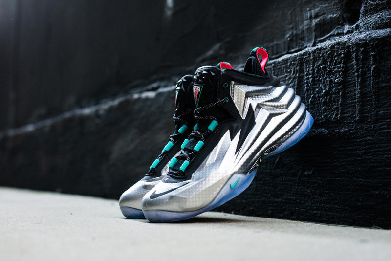 watch 84d7a 8b0fa Nike Chuck Posite Metallic Silver Black. Here to refute any rumors  surrounding the discontinuation of Nike s Chuck Posite silhouette is this