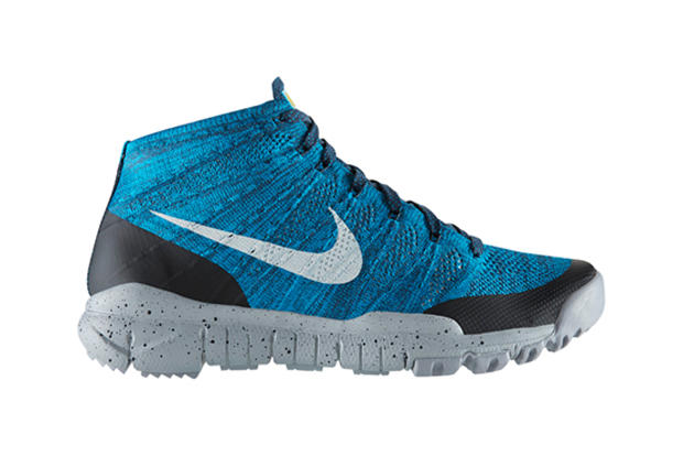cheaper 3d3bb 232a6 ... Squadron Blue Sz 10  Having already previewed multiple colorways of the Nike  Flyknit Trainer Chukka SFB in the last two . ...